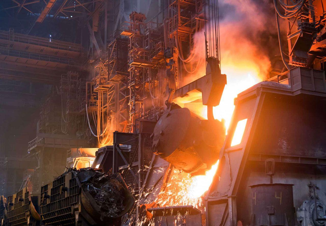 ضایعات و قراضه آهن | مبین فولاد آسیا 2