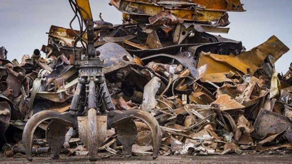 صنعت-بازیافت-آهن-ضایعات