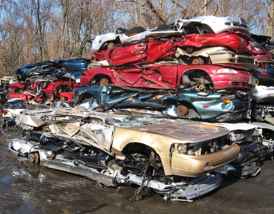 ضایعات بدنه خودرو