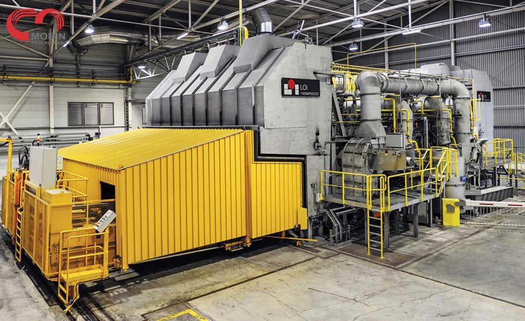 کارخانههای فراوری فلزات
