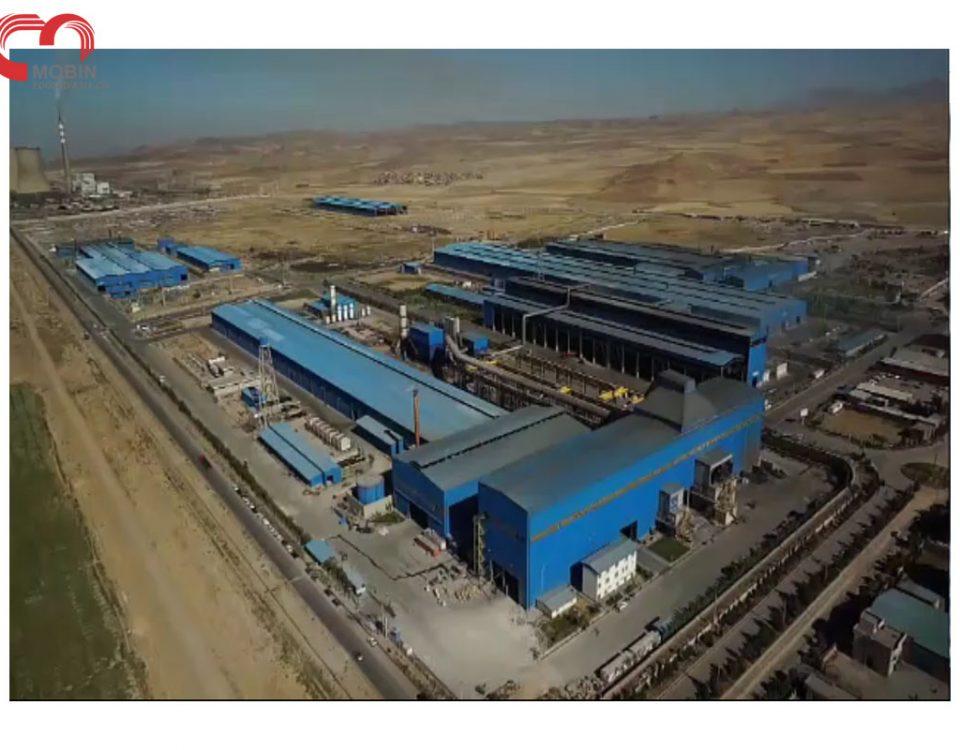 کارخانه گسترش فولاد تبریز