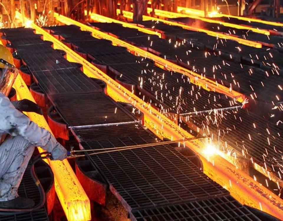 تولید فولاد با انواع روش احیا مستقیم و غیر مستقیم