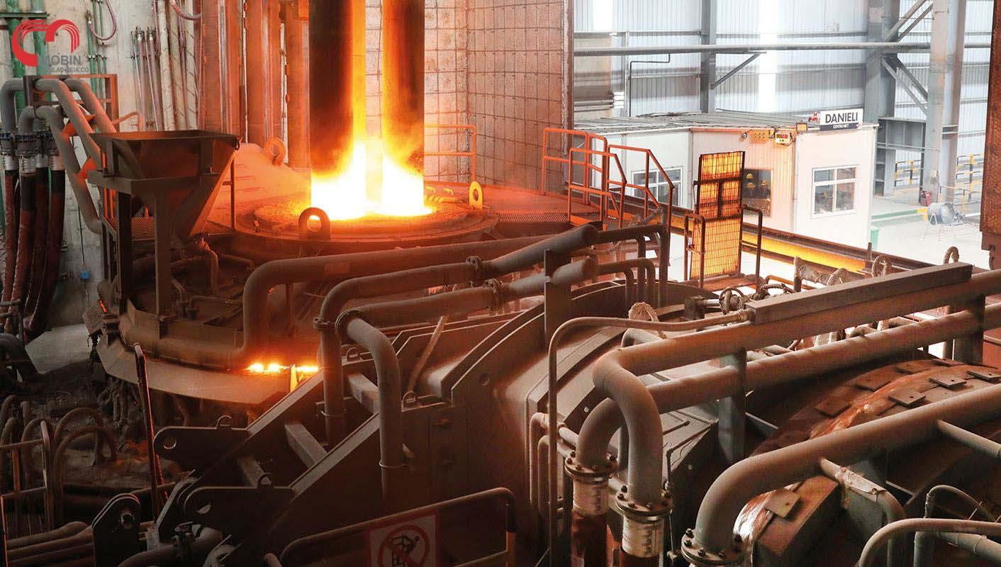 بکارگیری ضایعات آهنی برای ذوب در کوره