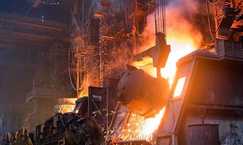 فولادسازان می توانند با استفاده از قراضه، مواد اولیه را تامین کنند 2