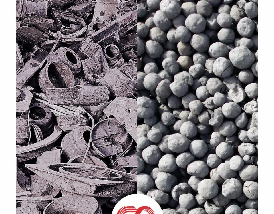 آهن اسفنجی یا قراضه؟ کدام برای تولید فولاد بهتر است؟ 2