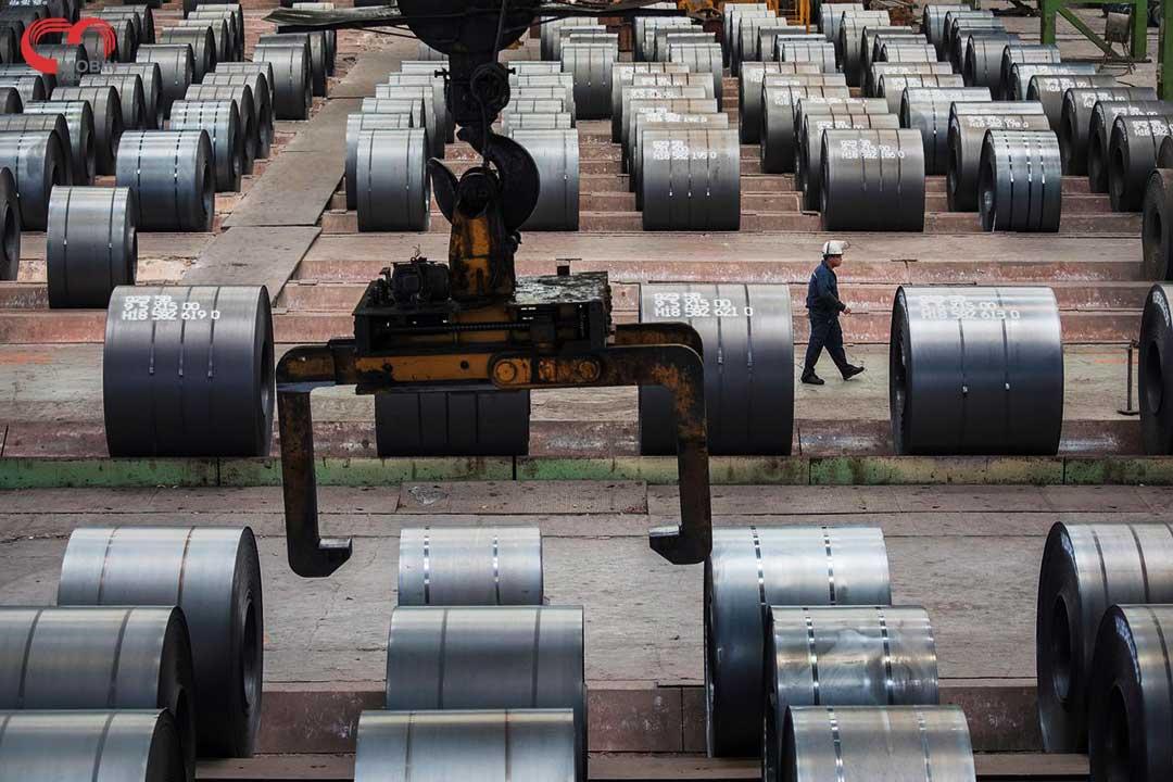 تولید-هوشمند-فلز-فولاد