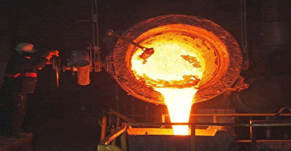 ذوب فولاد + استفاده از ضایعات آهن