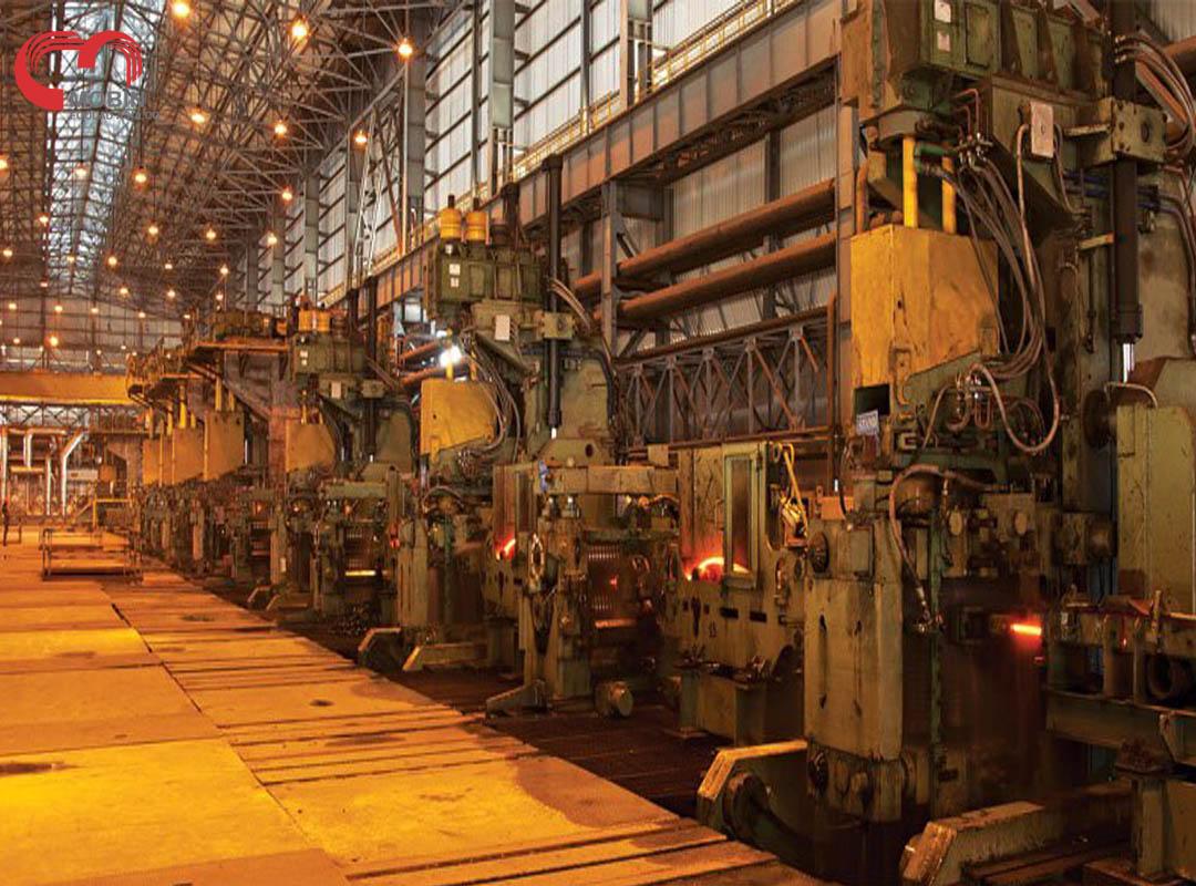اثر مصرف آهن اسفنجی بر کیفیت فولاد تولیدی در کوره