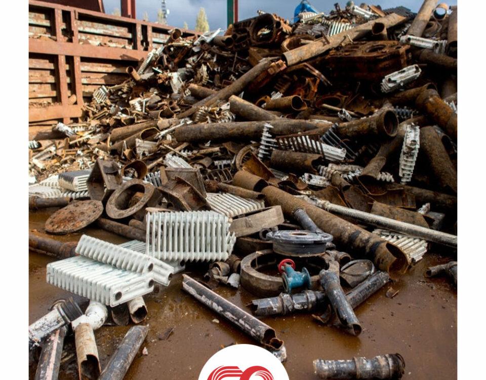 بازیافت فلز