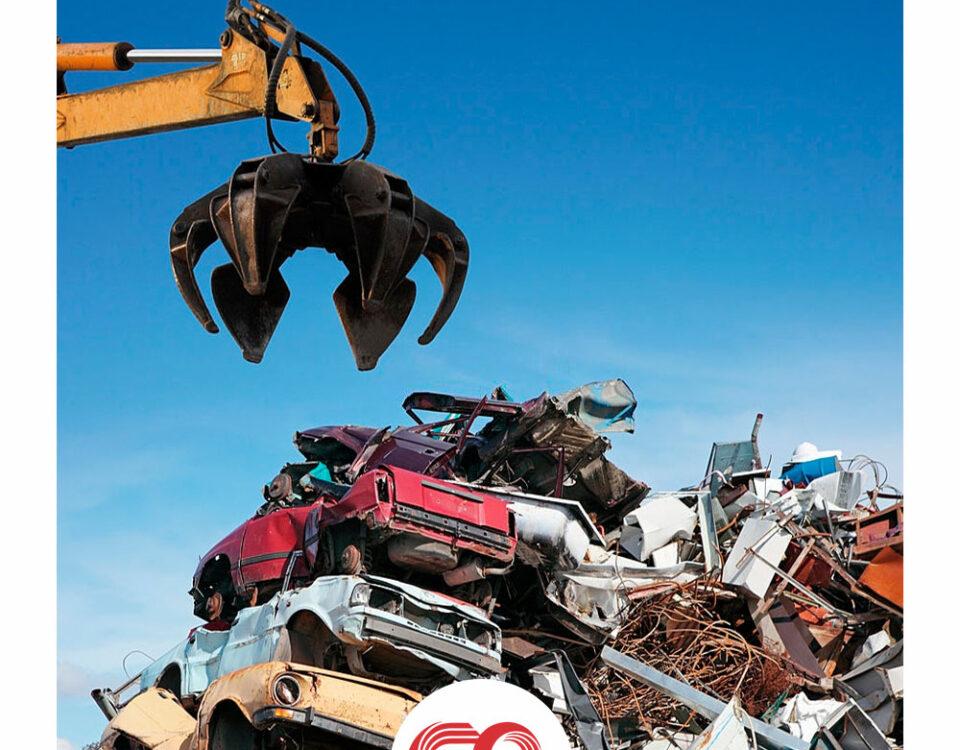 بازیافت خودروهای قدیمی