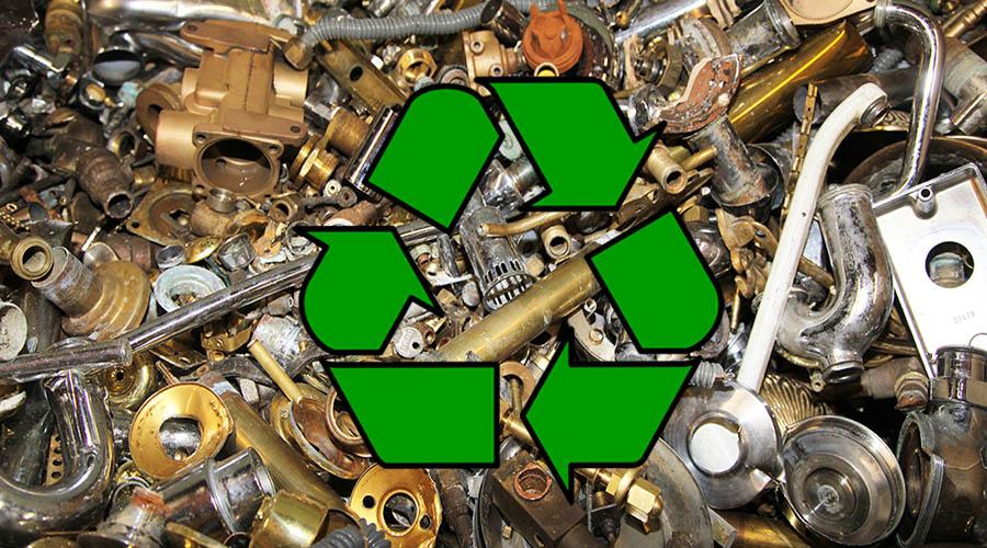 بهترین مواد برای بازیافت از بین ضایعات فلزی کدامند؟