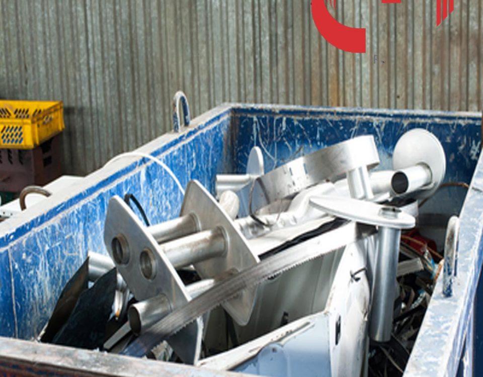 سود ضایعات آهن در کارخانه و کارگاه ذوب قراضه آهن