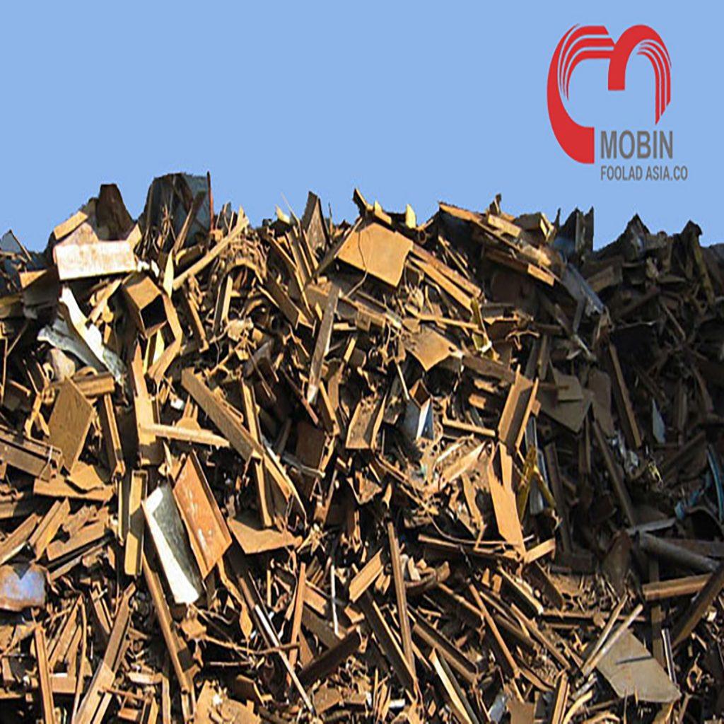 ضایعات و قراضه آهن | مبین فولاد آسیا 7