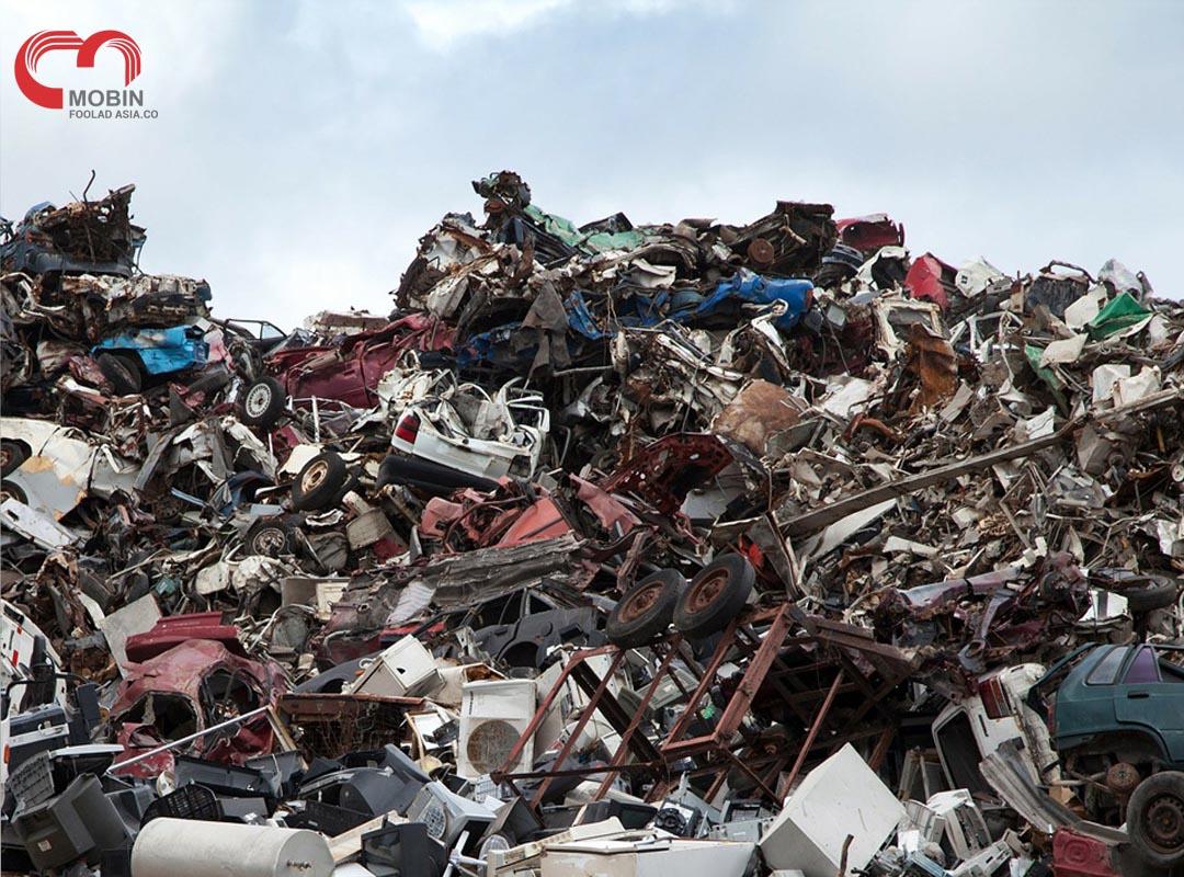 نحوه بازیافت فلزات چگونه است؟