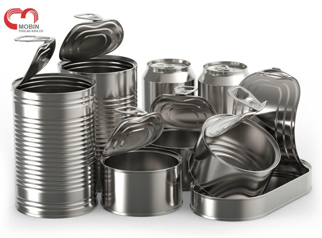 بازیافت فلزات - ضایعات قلع