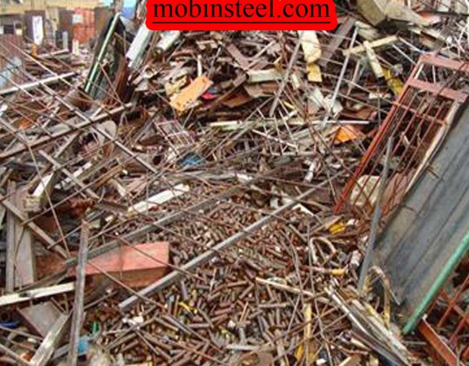توضیح قیمت ضایعات آهن در مرکز خرید فروش تهران + فایل صوتی