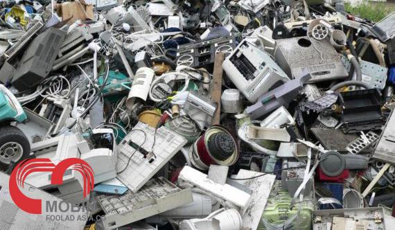 بازیافت ضایعات طی فصول مختلف 2
