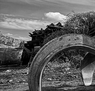 معرفی کالا ضایعات آهن