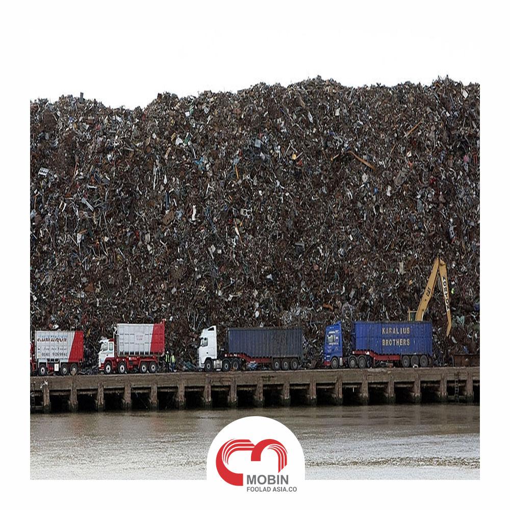 افزایش بهره وری با بازیافت آهن