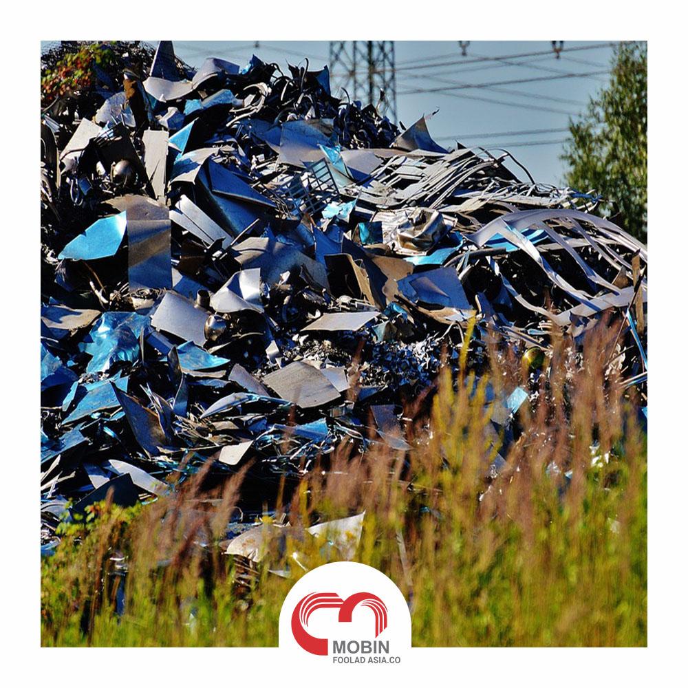 بازیافت ضایعات فصلی