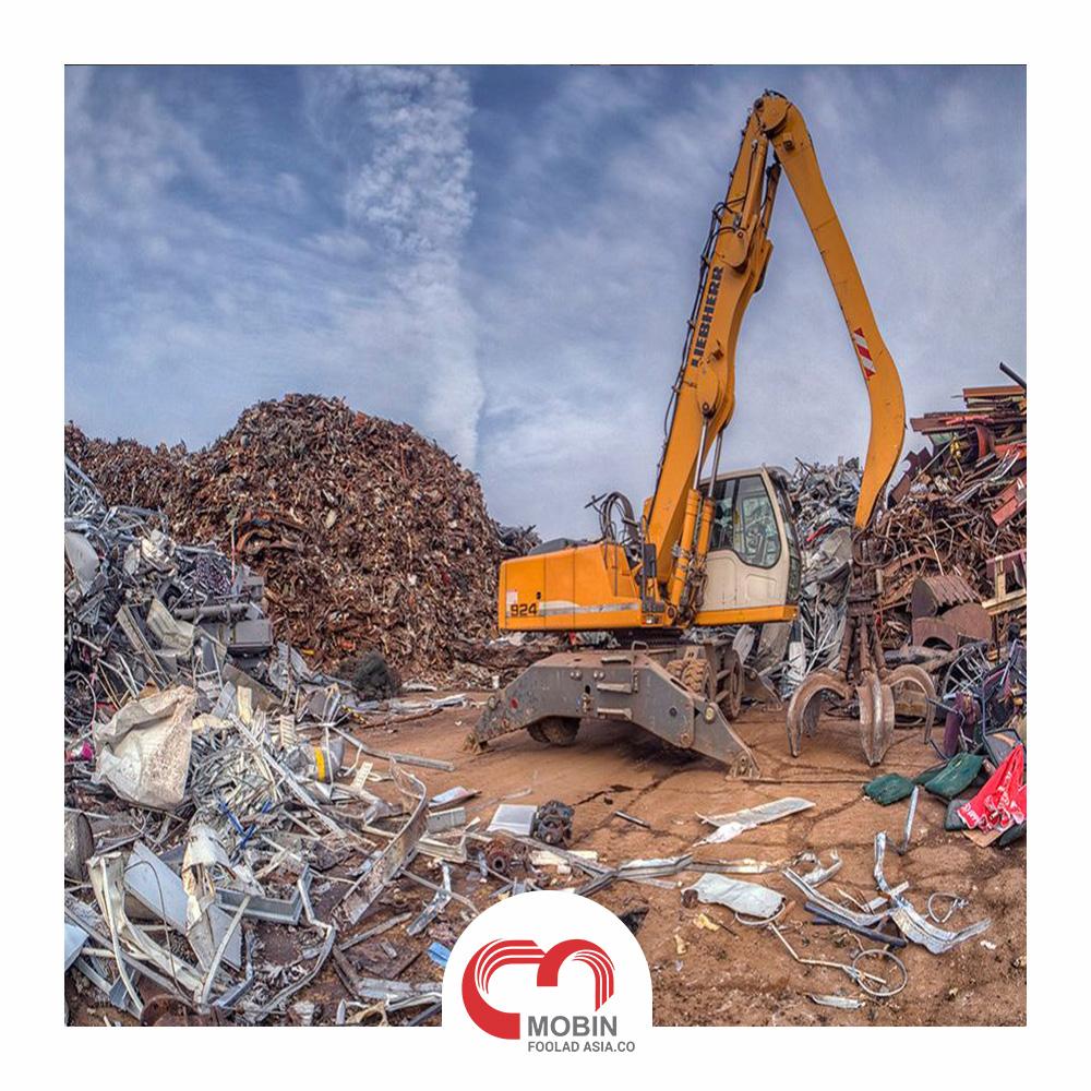 اشتباهات رایج در بازیافت قراضه آهن